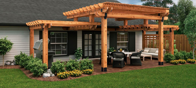 Try Landscaping and Garden Construction services in this season!